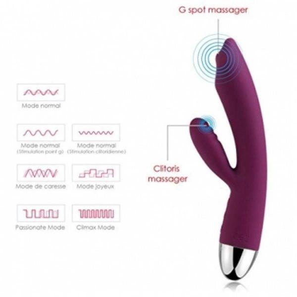 SVAKOM Trysta Targeted Rolling G-spot Vibrator